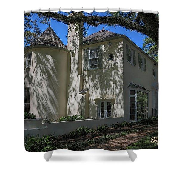 Ul Alum House Shower Curtain