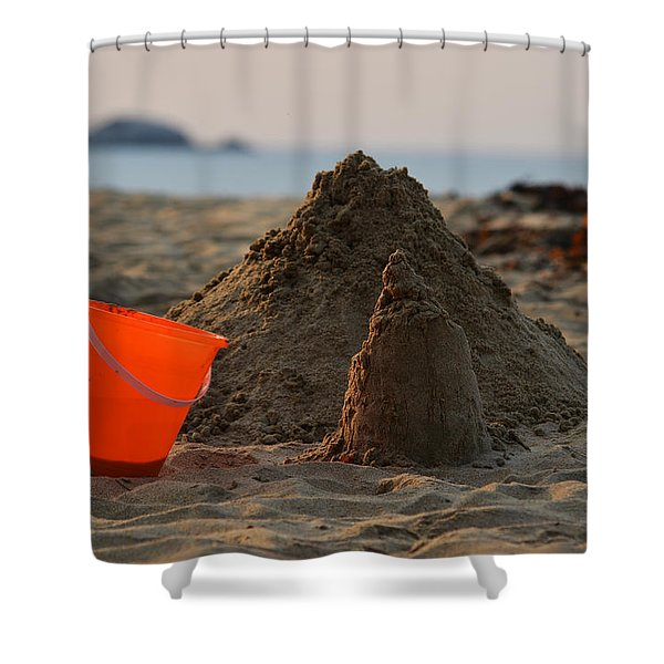 Under Construction Singing Beach Manchester By The Sea Ma Shower Curtain