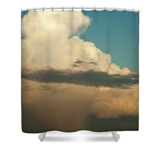 Under The Weather Shower Curtain