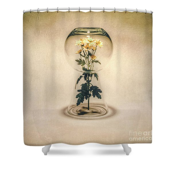 Undercover #01 Shower Curtain