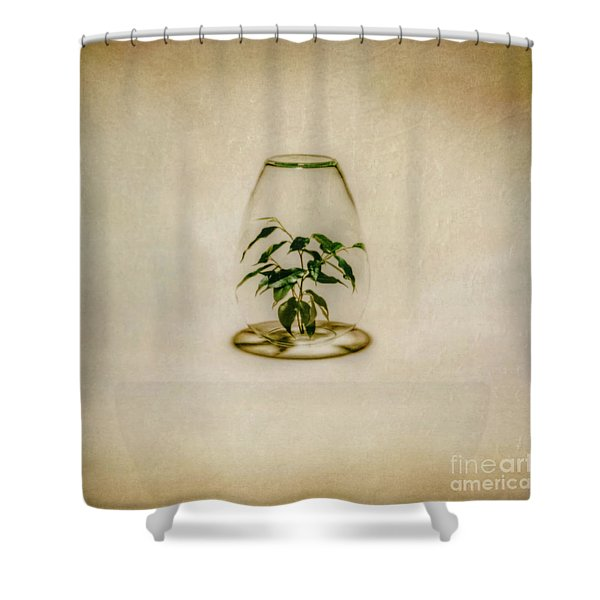 Undercover #02 Shower Curtain
