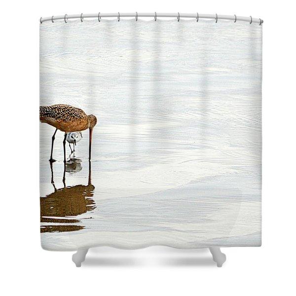 Underpass Shower Curtain