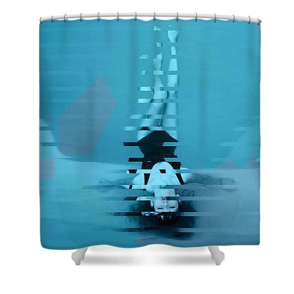 Underwater Bliss Shower Curtain