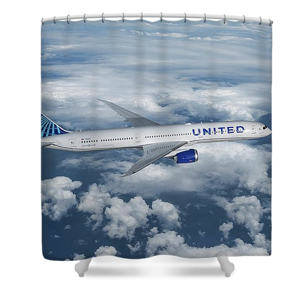 United Airlines Shower Curtains (Page #3 of 9) | Fine Art
