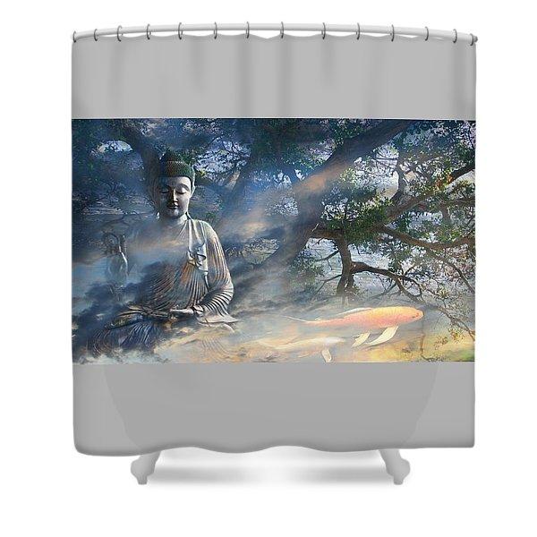 Universal Flow Shower Curtain