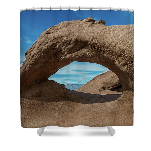 Unnamed Arch Shower Curtain