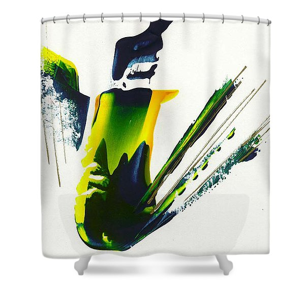 Untitled -23 Shower Curtain