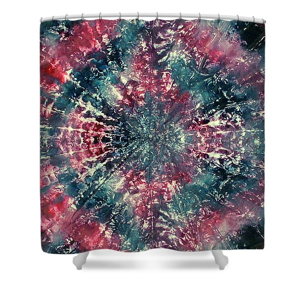 4-offspring While I Was On The Path To Perfection 4 Shower Curtain