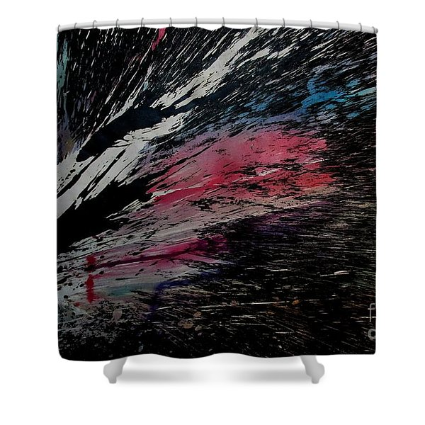Alor Chatak Shower Curtain