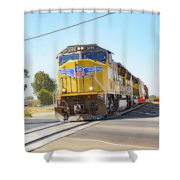 Up5099 Shower Curtain