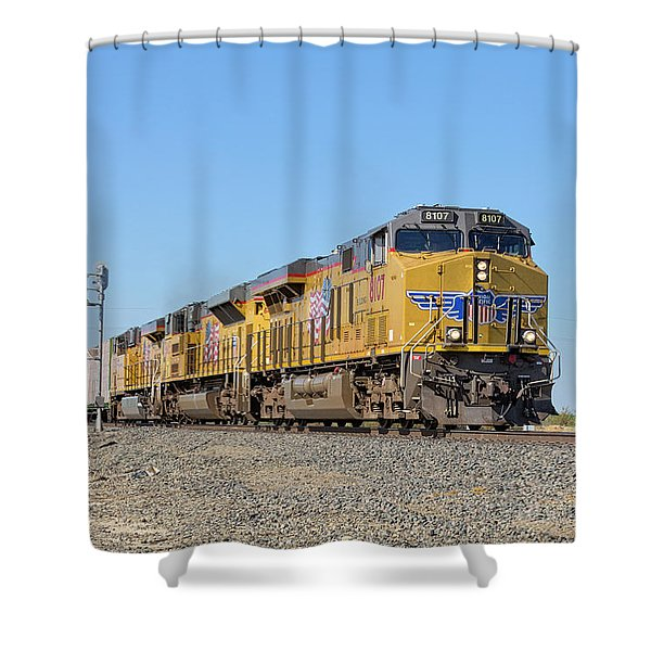 Up8107 Shower Curtain