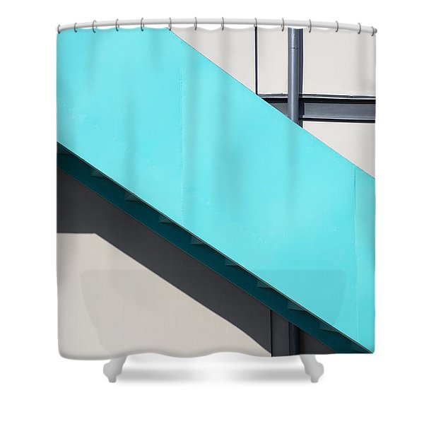 Urban Abstract 1 Shower Curtain
