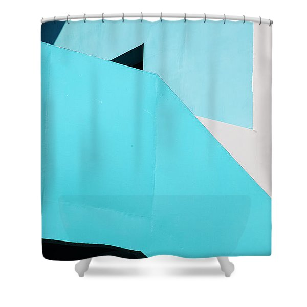 Urban Abstract 2 Shower Curtain