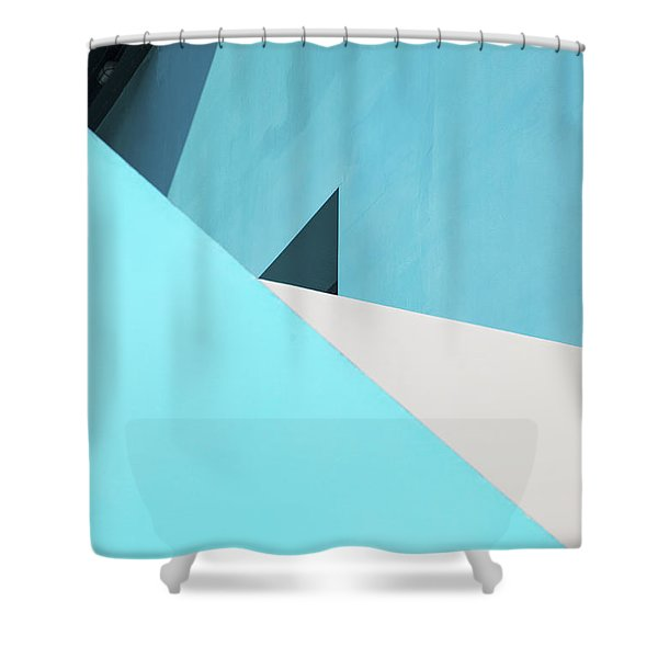 Urban Abstract 3 Shower Curtain