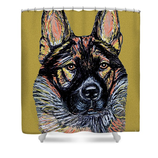 Urlike Gsd Shower Curtain
