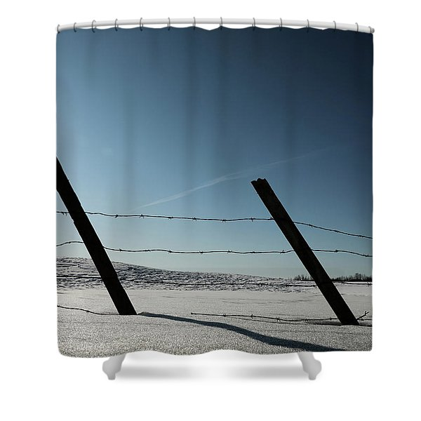 Us Two Shower Curtain