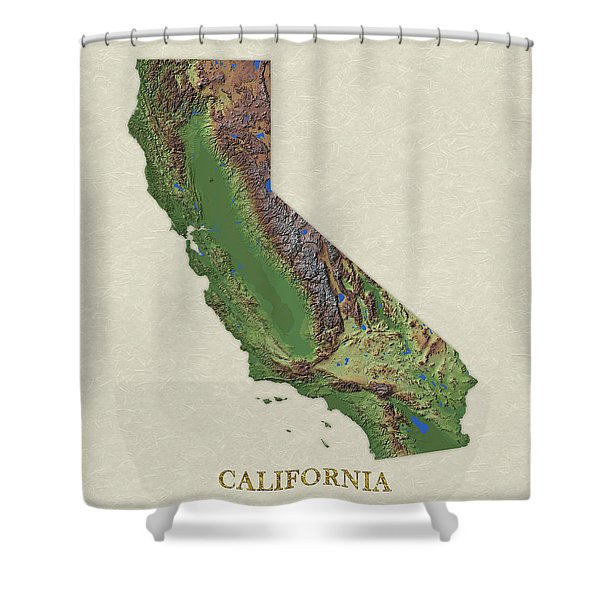 United States Geological Survey Shower Curtains | Fine Art America