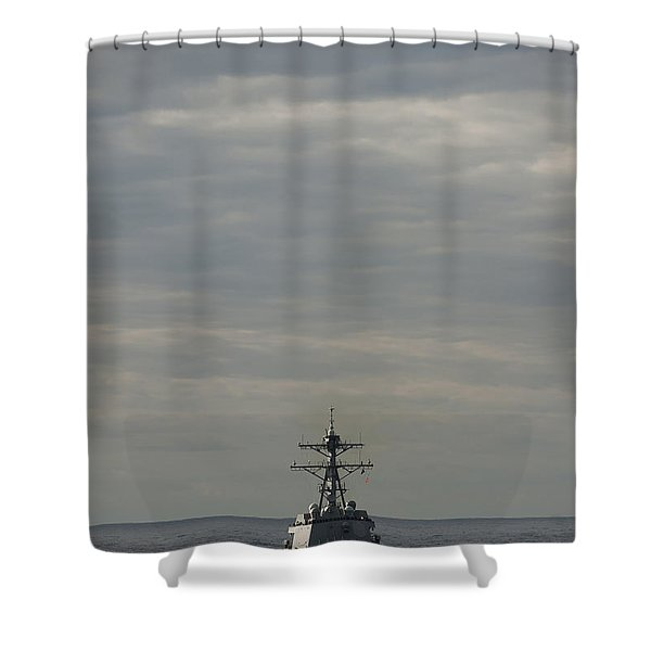 Uss Stockdale Shower Curtain