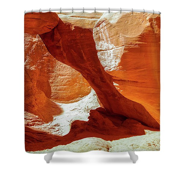 Utah Arches Shower Curtain
