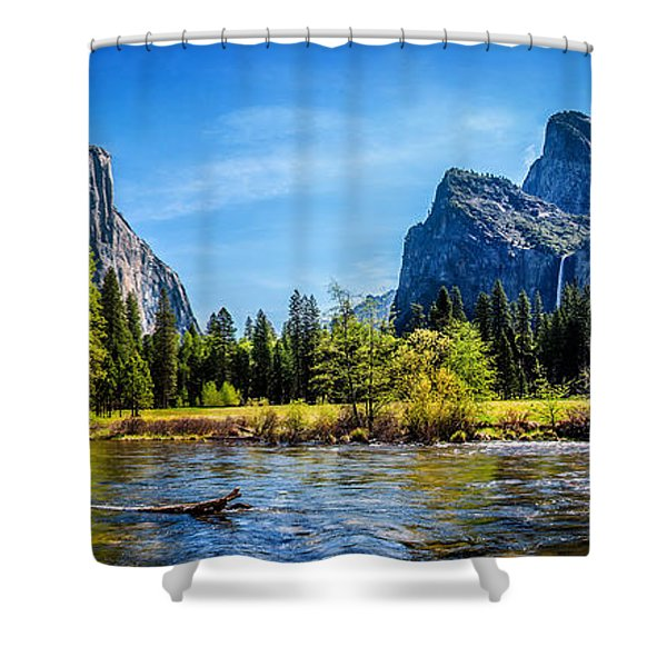 Tranquil Valley Shower Curtain