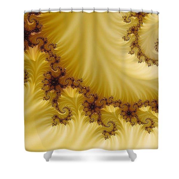Valleys Shower Curtain