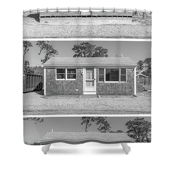 Various States Of Readiness Shower Curtain