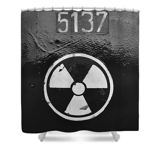Vault 5137 Shower Curtain