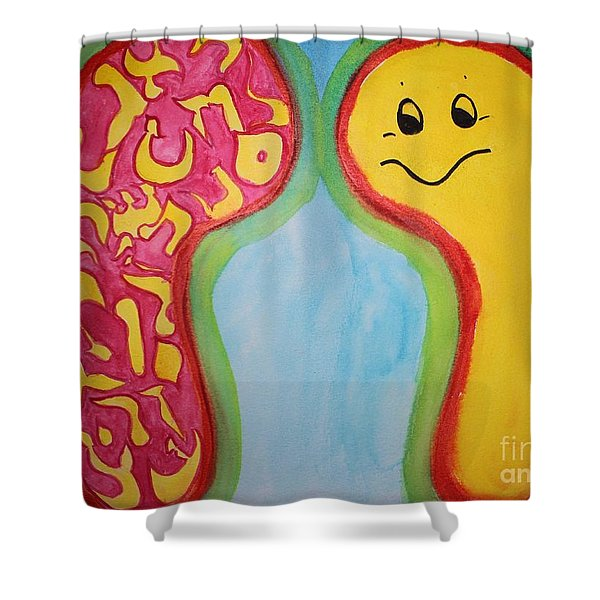 Vav Vision Ab18 Shower Curtain