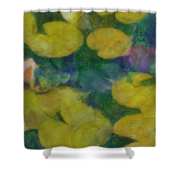 Vedrini Shower Curtain