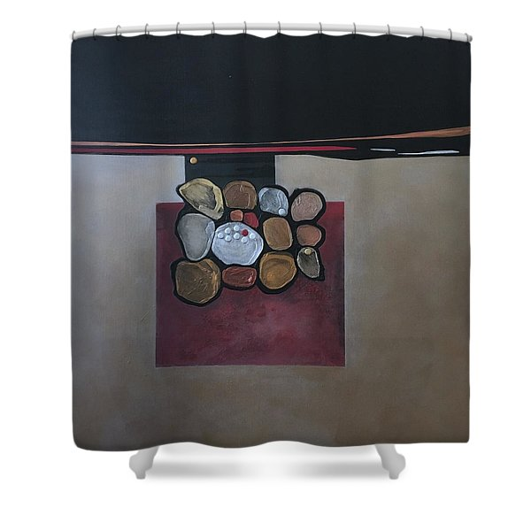 Velocity Shower Curtain