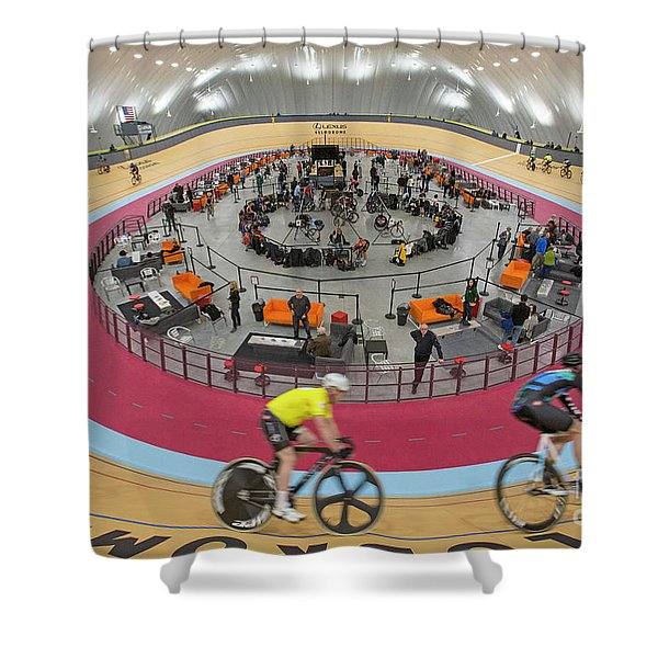 Velocrome Shower Curtain