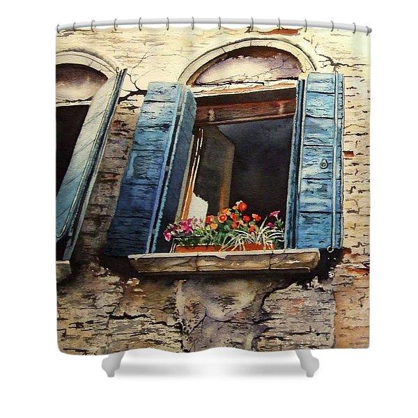 Venecia Shower Curtain