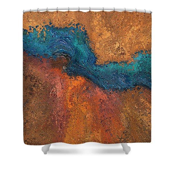 Verge Shower Curtain