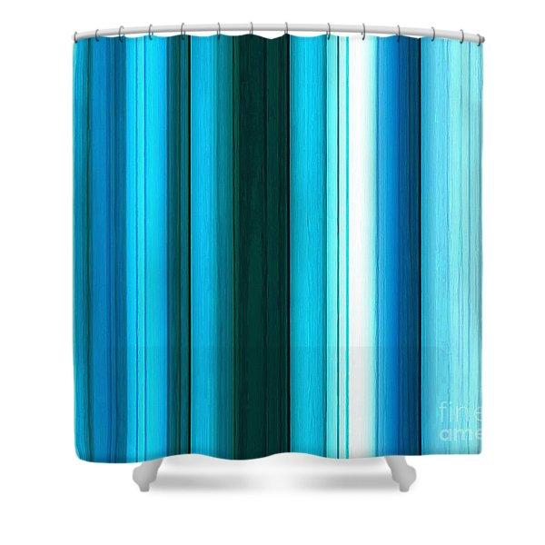 Vertical Shower Curtain