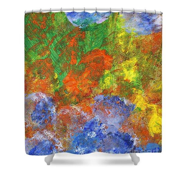 Verve Shower Curtain