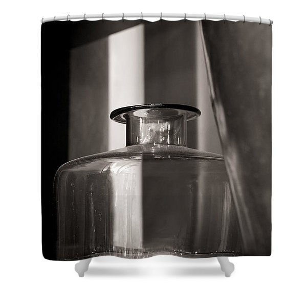 Vessel #83 Shower Curtain