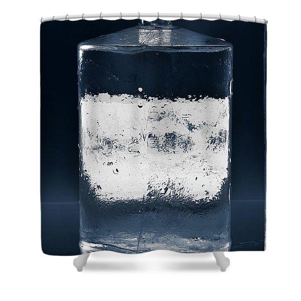 Vessel #8319 Shower Curtain