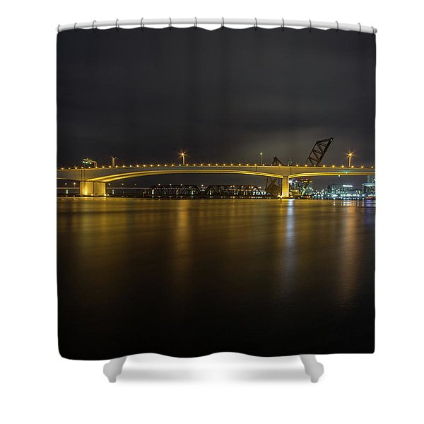 Viaduct Shower Curtain
