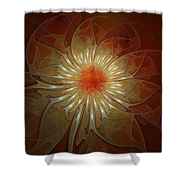 Vibrance Shower Curtain
