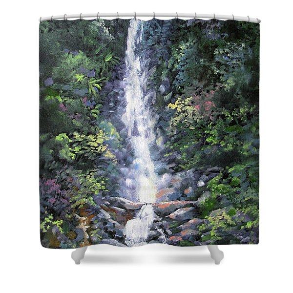 Trafalger Falls Shower Curtain
