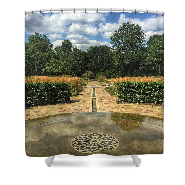 Victoria Park Shower Curtain