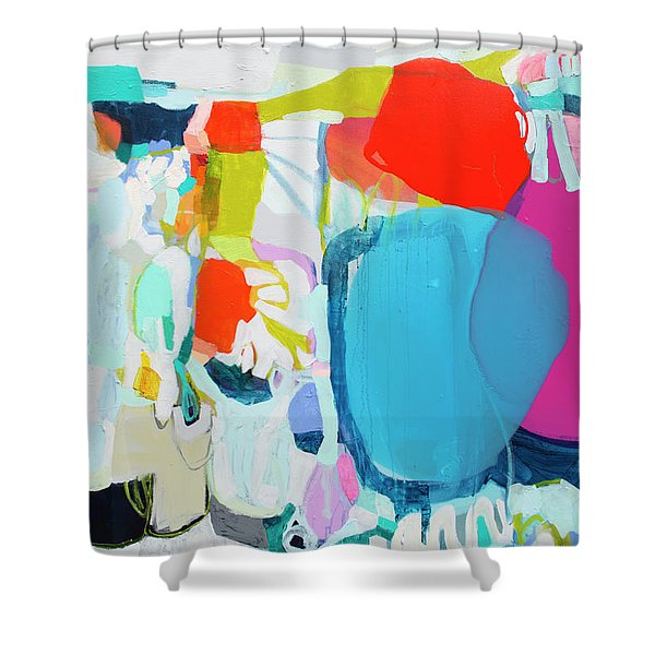 Victoria's Grace Shower Curtain