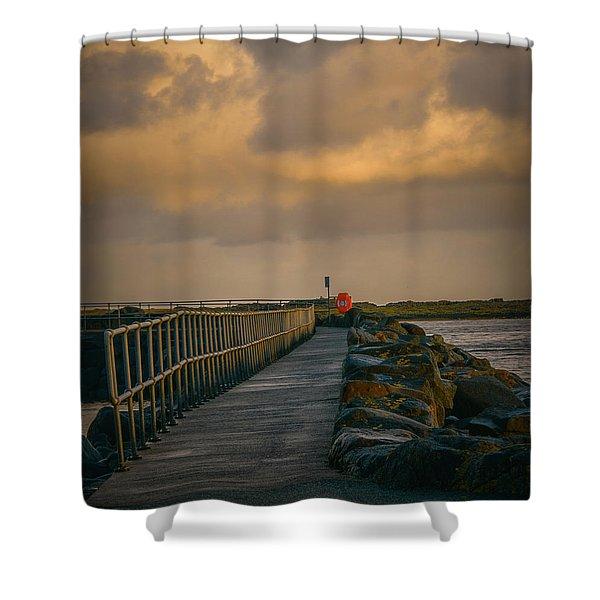 View At Staffin 1 #g9 Shower Curtain