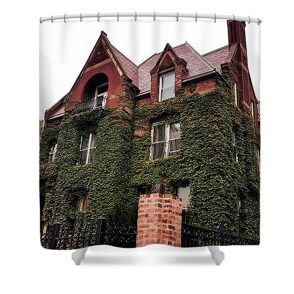Vintage Home Shower Curtain