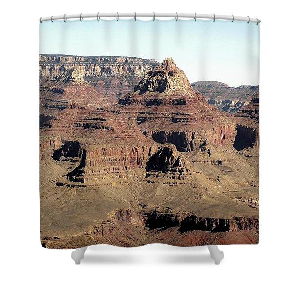 Vishnu Temple Grand Canyon National Park Shower Curtain