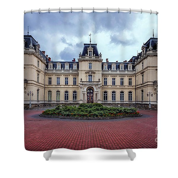 Visions Of Another Time Shower Curtain