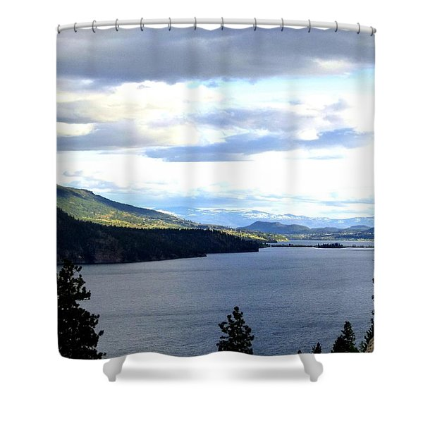 Vista 4 Shower Curtain
