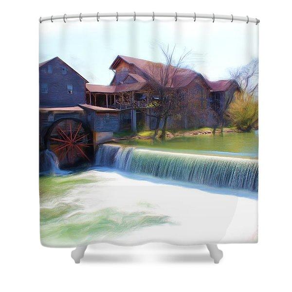 Vista Series 1319 Shower Curtain