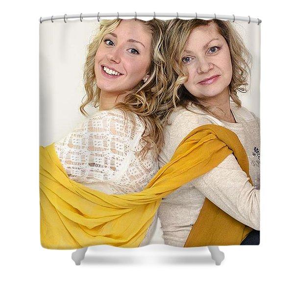 Vlada Olena Shower Curtain