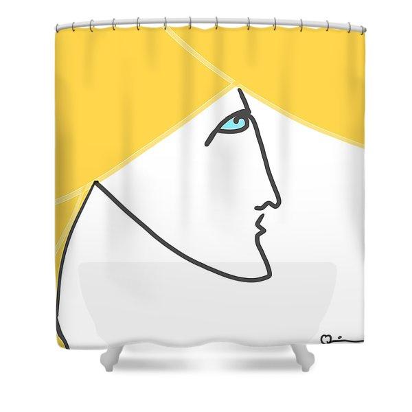 Vogue Shower Curtain